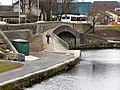 Rochdale Canal, Oldham Road Bridge - geograph.org.uk - 1754811.jpg