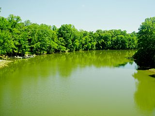 river in Tennessee, United States of America