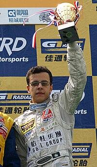 โรดอลโฟ อาวิลา , นักแข่งรถ , นักกีฬา , ประวัตินักแข่งรถ