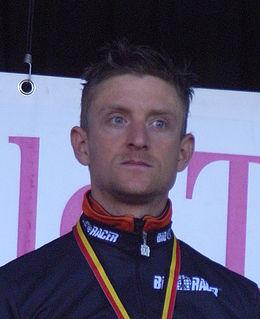 Roel Paulissen Belgian cyclist