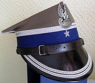 Rogatywka - Rogatywka of the mechanized troops