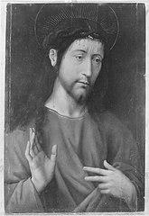 Crist amb la corona d'espines