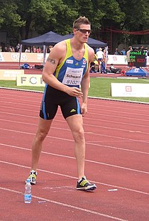 Roland Schwarzl at TNT - Fortuna Meeting in Kladno 15June2010 058.jpg