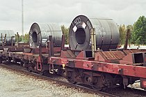 Rolled coils in Tornio Sep2008.jpg