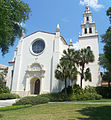 Rollins College Knowles Chapel tall pano01.jpg
