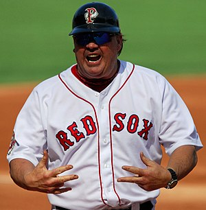 Ron Johnson (baseball) - Johnson as manager of the Pawtucket Red Sox, 2009.