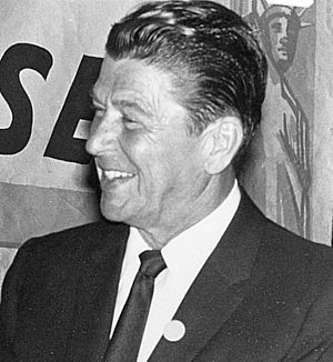 Republican Party presidential primaries, 1968 - Image: Ronald Reagan 1969
