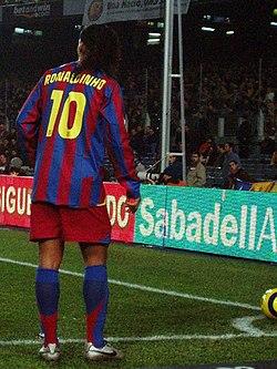 dbf3fd083680c Ronaldinho Gaúcho – Wikipédia