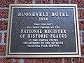 Roosevelt Hotel, Portland, Oregon (2012) - 03.JPG