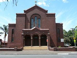 Rosebery, New South Wales - Image: Rosebery 2