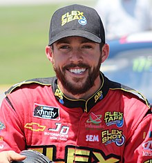 Ross Chastain Talladega 2018 (cropped).jpg