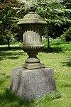 foto van De Tempel: tuinvaas