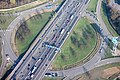 Roundabout Utrecht Lunetten, Holland. I drive here almost every day. (10759200233).jpg