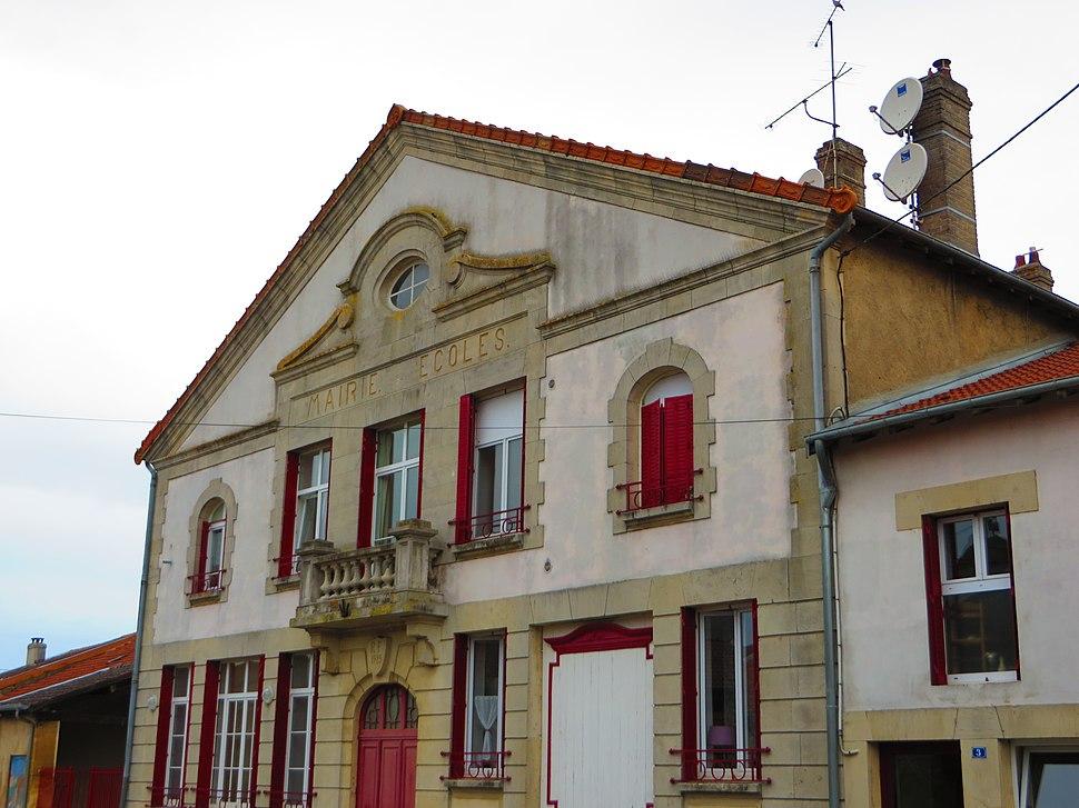 Rouvrois-sur-Othain La mairie