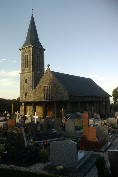 Église de fr:Rouxeville