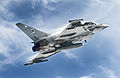 Royal Air Force Typhoon Jet Fighter MOD 45152009.jpg