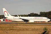 Royal Air Maroc 738 CN-ROU.JPG