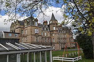 Royal Blind School - Craigmillar Park campus