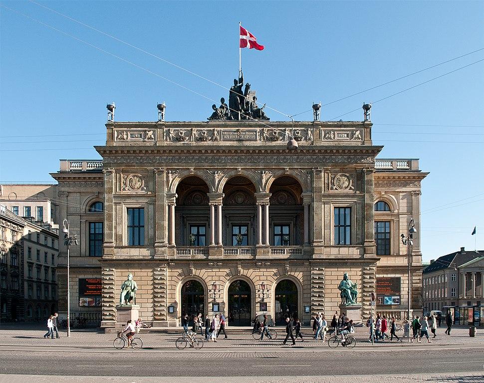 Royal Danish Theatre, Copenhagen