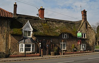 Waltham on the Wolds - Image: Royal Horseshoes Waltham on the Wolds Closed