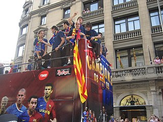 2008–09 FC Barcelona season Barcelona 2008–09 football season