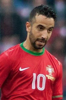 Ruben Amorim - Croatia vs. Portugal, 10th June 2013 (cropped).jpg