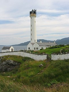 Ruvaal Lighthouse lighthouse in Argyll and Bute, Scotland