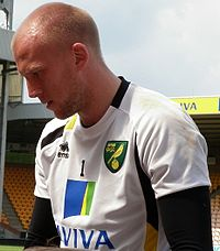 Image illustrative de l'article John Ruddy