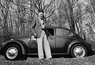 Rudolf Leiding German businessman