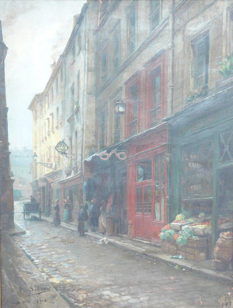Fichier rue des anglais paul schaan wikip dia for Artiste peintre anglais