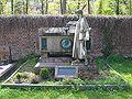 Ruhestätte Franz Xaver Kraus Übersicht 03- Hauptfriedhof Freiburg Breisgau.jpg