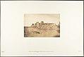 Ruines de la Salle Hypostyle du Palais de Karnac - Vue prise du Sud-Ouest MET DP131873.jpg