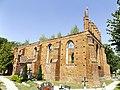 Ruiny gotyckiego kościoła we wsi Ostaszewo - panoramio.jpg