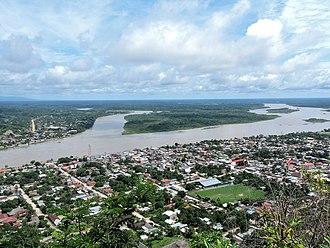 Rurrenabaque - Image: Rurrenabaque ciudad