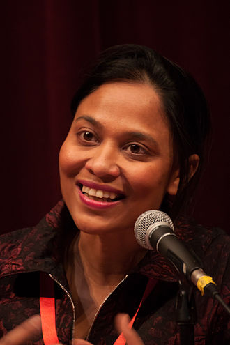 Rushanara Ali - Ali at the au Forum Libération de Grenoble in February 2013