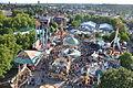 Rutenfest 2012 Rummelplatz von oben.jpg