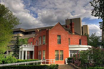 Rutherford House University of Alberta Edmonton Alberta Canada 03.jpg