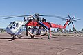 S-64A Skycrane, Tanker 790, used for fire fighting missions. New in 1967 for US Army. 01.jpg