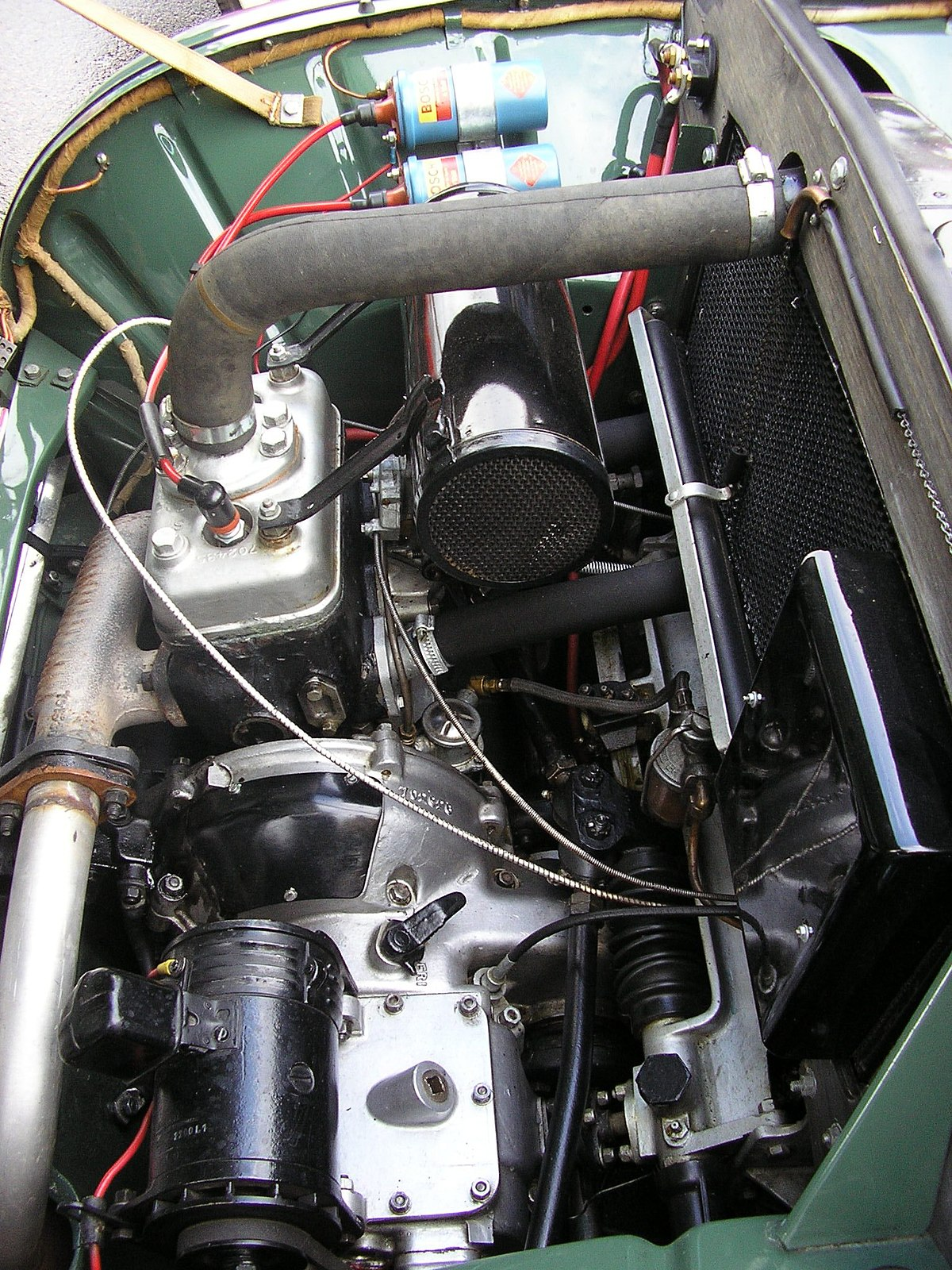 Px Saab Engine on 92 Dodge Dakota