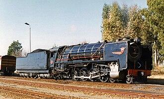 1938 in South Africa - Class 15F