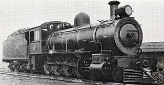 South African Class 8 4-8-0