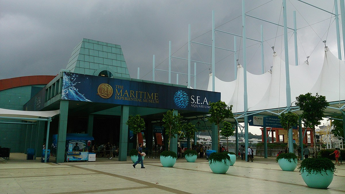 SEA Aquarium, Singapore.jpg