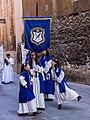 SEMANA SANTA DE TERUEL Cofradía de la Entrada de Jesús en Jerusalen 2469.jpg