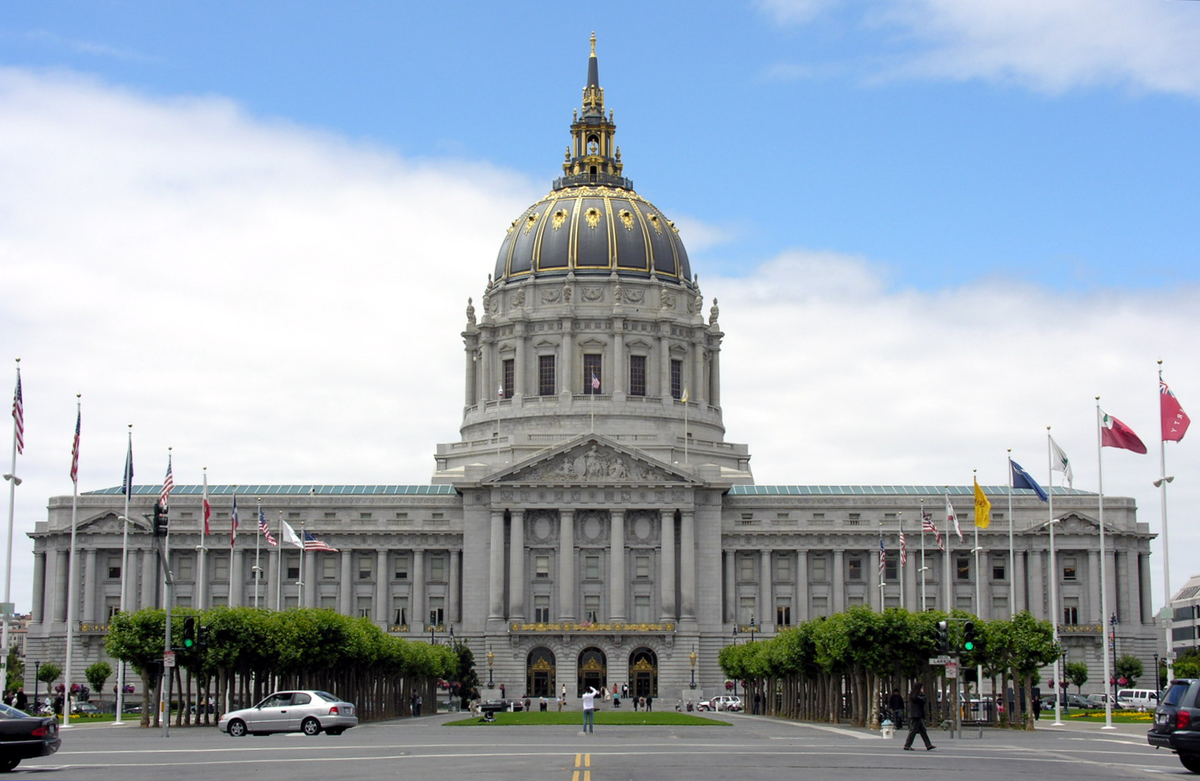 San francisco city hall wikipedia for In the city of la