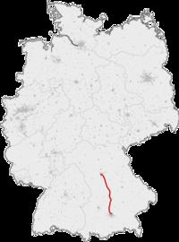 Schnellfahrstrecke Nürnbergingolstadtmünchen Wikipedia