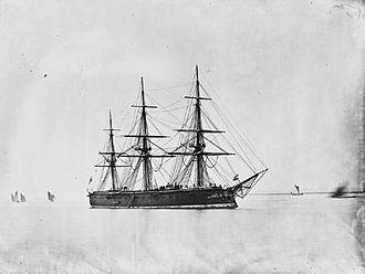 SMS König Wilhelm - Prussian and German battleship SMS König Wilhelm (1868)