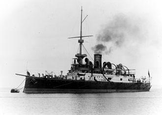 Ersatz Monarch-class battleship - Image: SMS Wien NH 88936