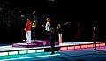 SOG 2012 fencing women's individual épée victory ceremony.jpg
