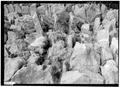 STONE WORK DETAIL. - Grand Canyon Power Plant, Coconino, Coconino County, AZ HAER ARIZ,3-COCO.V,1-4.tif