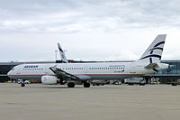 SX-DGP - A321 - Olympic Air
